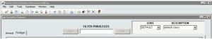 InOrder ERP Privileges Filter