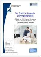 ERP Implementation Tips